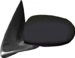 Nissan Almera [00-06] Complete Cable Adjust Mirror Unit - Black